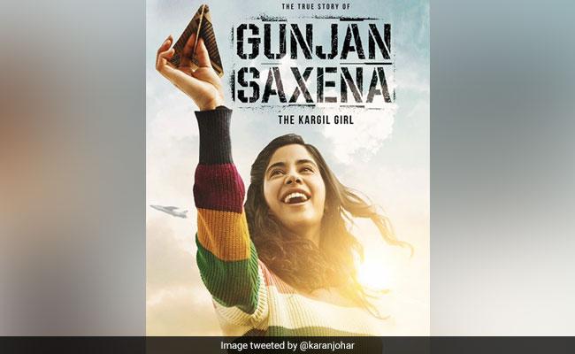 Gunjan Saxena - The Kargil Girl: 'Janhvi Kapoor Put In Her Heart, Blood, Sweat, Tears,' Posts Anshula
