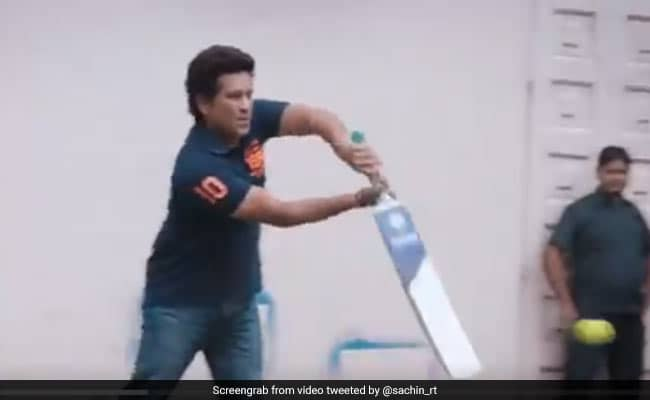 Sachin Tendulkar does an analysis of Steve Smith's batting technique in Ashes 2019, Watch VIDEO