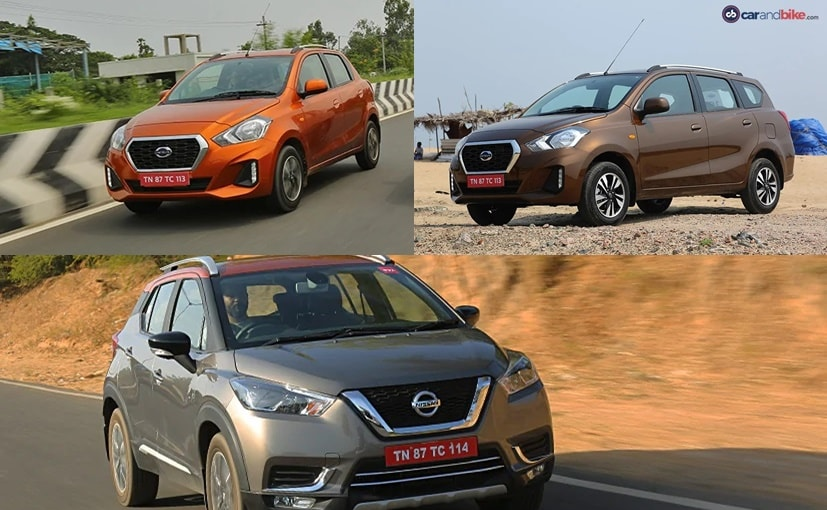 Nissan India Announces Offers On The Kicks, Go, Go+ And redi-Go
