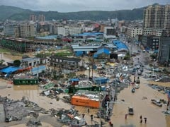 32 Dead, One Million Evacuated As Typhoon Hits China