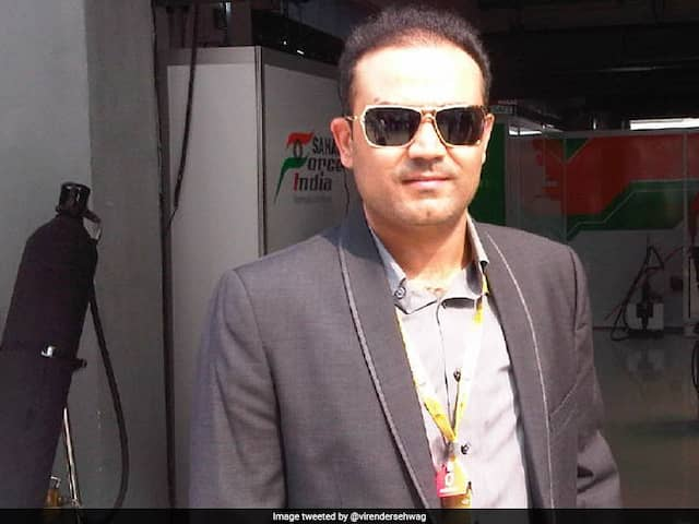 "When Virender Sehwag ""Paid Tribute To Aryabhatta"": Former India Opener Trolls Himself"