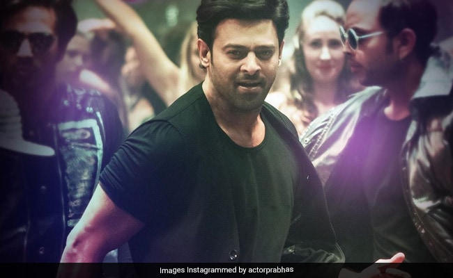 Saaho Star Prabhas Reveals What He Does A Day Before His Films' Release