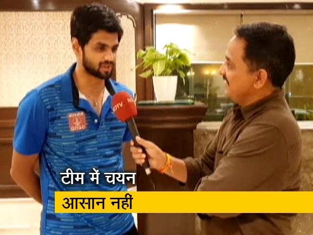 Videos : ओलिंपिक्स खेलना आसान, भारतीय टीम में चयन आसान नहीं : बी. साई प्रणीत
