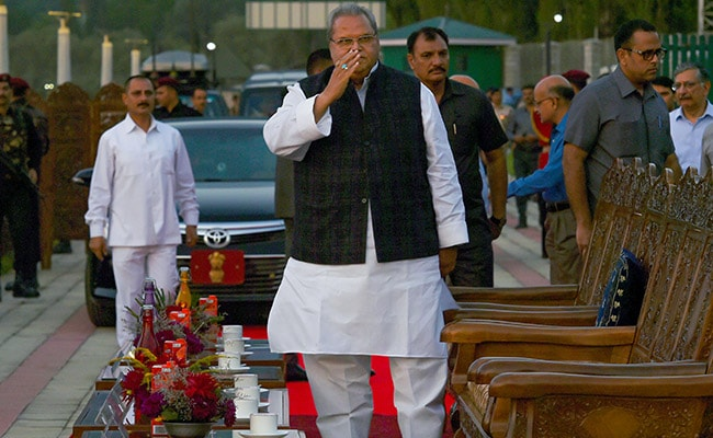 Independence Day: Satya Pal Malik To Hoist National Flag In Srinagar