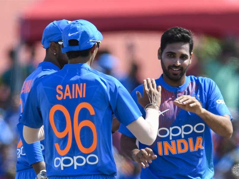 West Indies vs India 2019: Bhuvneshwar Kumar Lavishes Praise On Navdeep Saini After India