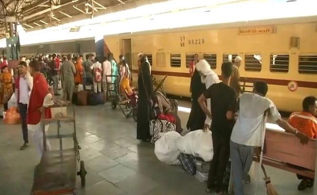 Railways Cancels Samjhauta Express Service On Indian Side