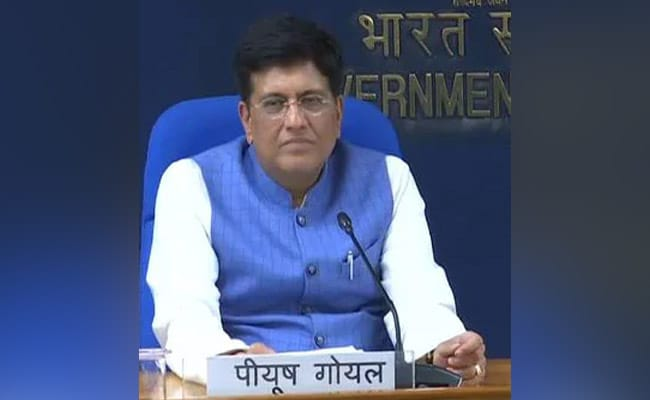 Indian Exporters Must Capitalise On US-China Trade Dispute: Piyush Goyal