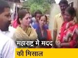Video : मराठी एक्ट्रेस ने बाढ़ पीड़ितों की मदद के लिए दिए 5 करोड़