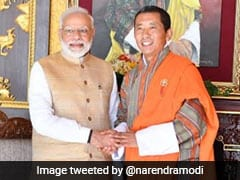 PM Modi Signs 10 Agreements With Bhutanese Counterpart