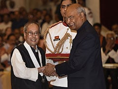 """May God Do Whatever Is Best For Him"": Pranab Mukherjee's Daughter"