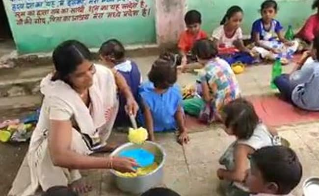 Food Cooked With Animal Fat Served In Madhya Pradesh Schools: Official