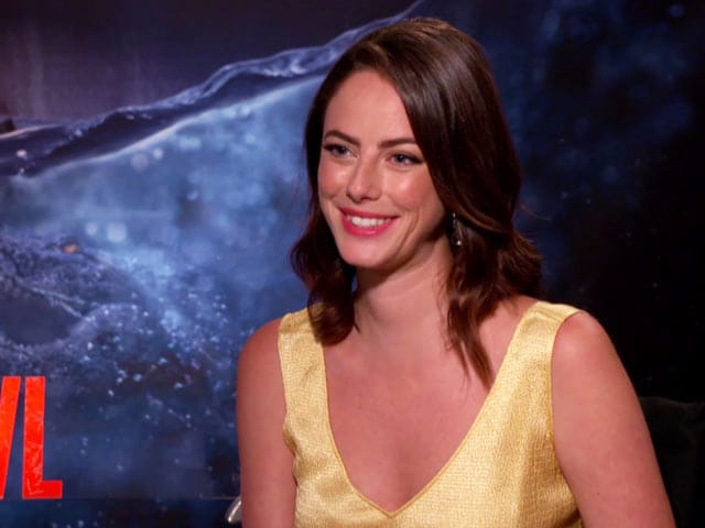 Video : Actor Kaya Scodelario On <i>Crawl</i> & Roles For Women In Films