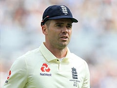 England Star James Anderson Vows To Return Before Ashes End