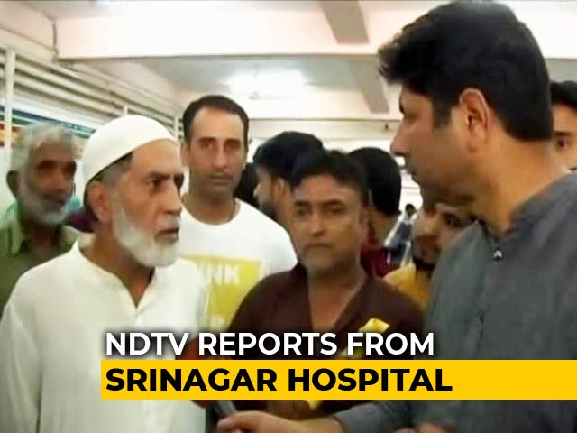 Video : How Kashmir's Medical Services Were Crippled By Communications Blackout