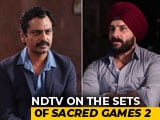 Video : Saif And Nawaz Spill The Beans On <i>Sacred Games 2</i>