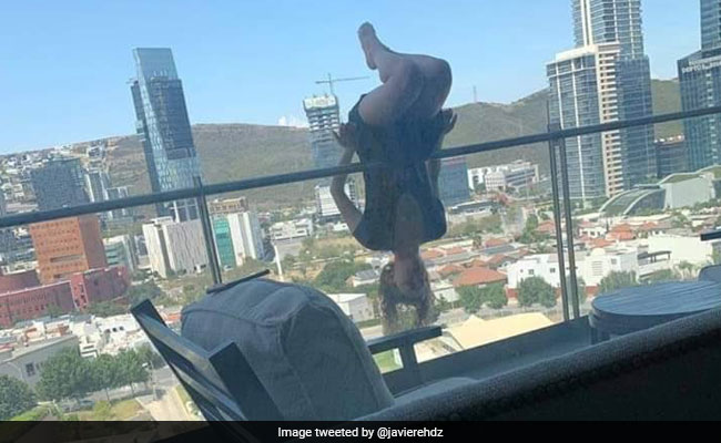 Woman Falls 80 Feet From Balcony While Attempting Yoga Pose