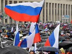 Nearly 40,000 People Join Moscow Opposition Rally After Crackdown