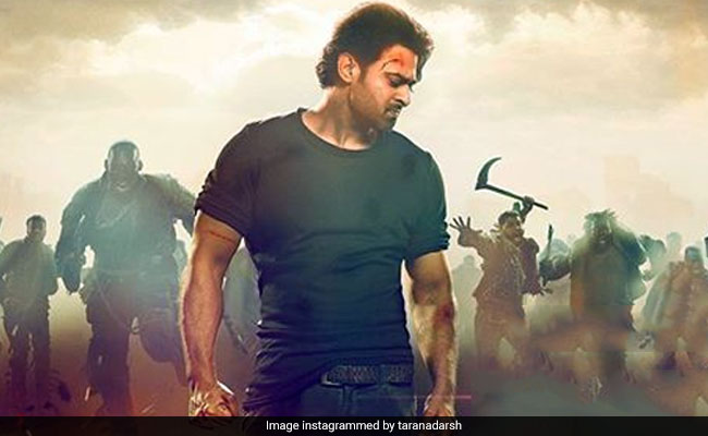 Saaho Box Office Collection Day 1: Prabhas' 'Superstardom' Takes The Credit For 24 Crore