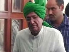 Teachers Hiring Scam: OP Chautala Completes Sentence, To Be Out Of Jail Soon