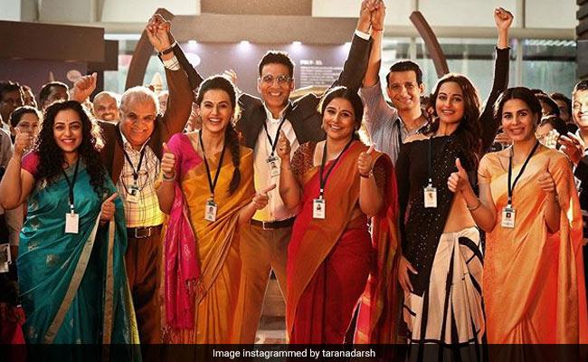 Mission Mangal Box Office Collection Day 24: 200 करोड़ रुपये के क्लब में शामिल होने को तैयार 'मिशन मंगल', कमाए इतने करोड़