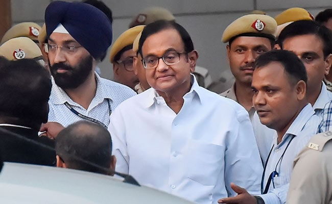 Supreme Court To Hear P Chidambaram's Appeal Against Arrest Today