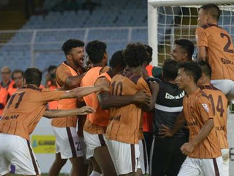 FOOTBALL: Thats two gokulam kerala Wins 129th Durand Cup Title