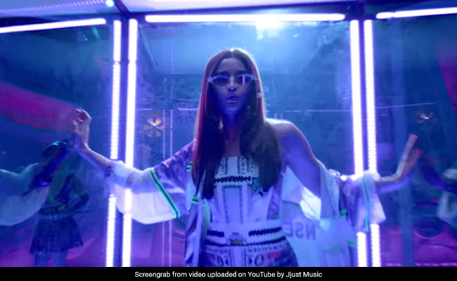 Alia Bhatt's First Music Video Prada Is A Groovy Trip To Neon Town
