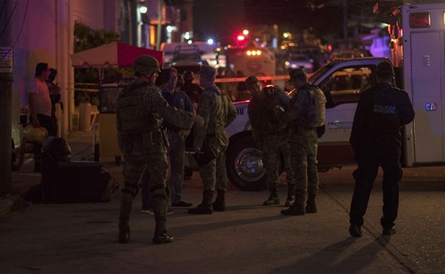 25 Dead After Gunman Blocks Exits, Sets Bar On Fire In Mexico