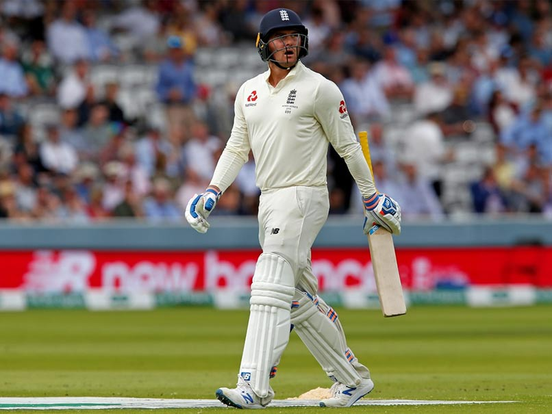 England's Jason Roy Set To Play In Third Test After Passing Concussion Test