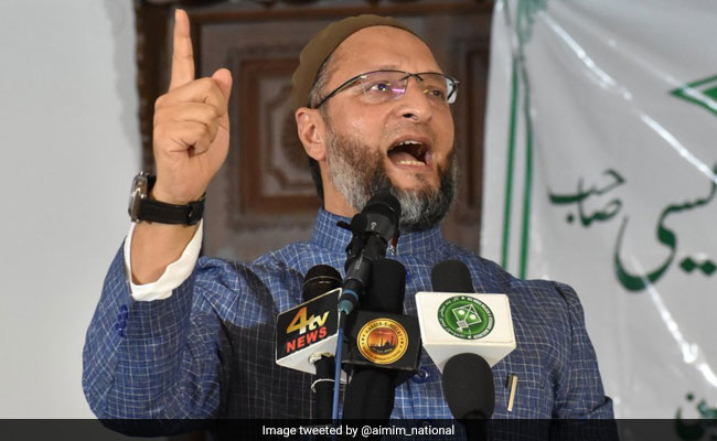 Asaduddin Owaisi's Dig At Rajinikanth Who Praised PM, Amit Shah