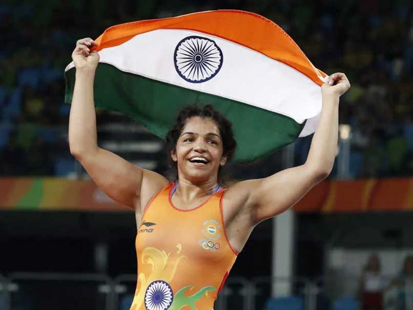Sakshi Malik Gives clarification for being absent off the national camp without taking permission
