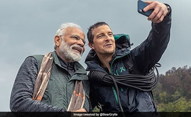 PM Narendra Modi's 'Man Vs Wild' Show Made Record
