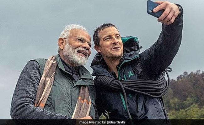 """PM Modi's """"Man Vs Wild"""" Show Made Record Impressions, Says Channel"""