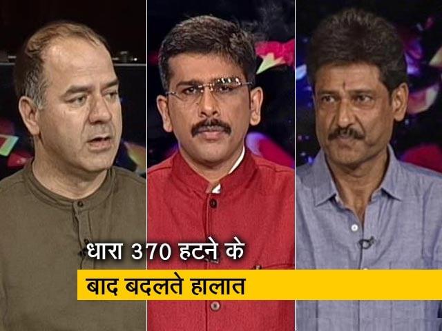 Videos : मुकाबला : क्या अब बदलेगी कश्मीर की सूरत?