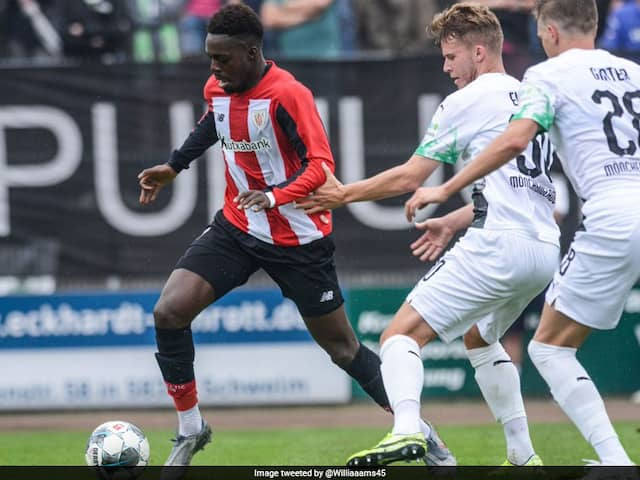 Inaki Williams Signs Nine-Year Deal With Athletic Bilbao