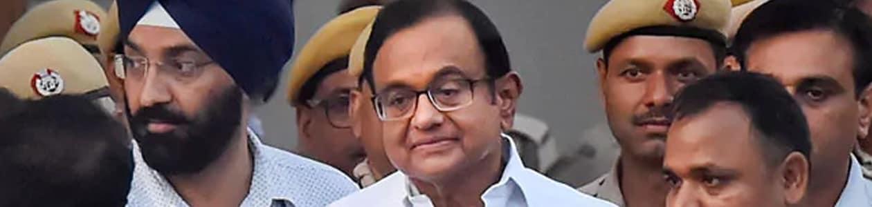 Live Updates: P Chidambaram Won't Go To Jail Till Thursday, Says Supreme Court
