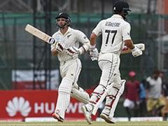 Watling, Grandhomme Put NZ Ahead In Second Test Against Sri Lanka