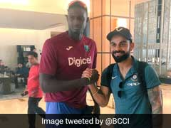 1st Test: Jason Holder Gears Up To Face Virat Kohli, Ravichandran Ashwin