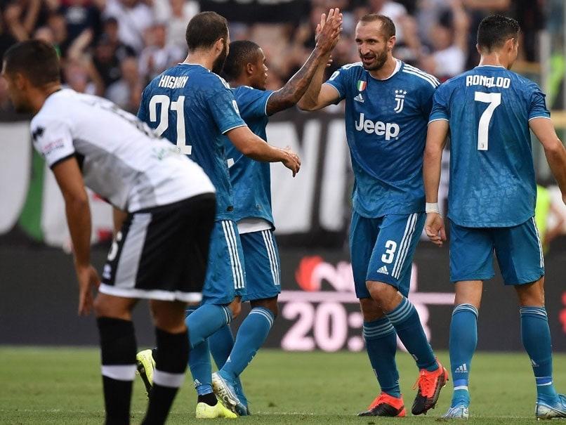 Serie A: Giorgio Chiellini Gets Juventus Off The Mark