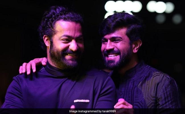 Friendship Day 2019: Jr NTR's Tweet For RRR Co-Star Ram Charan Is A Bro-Hug