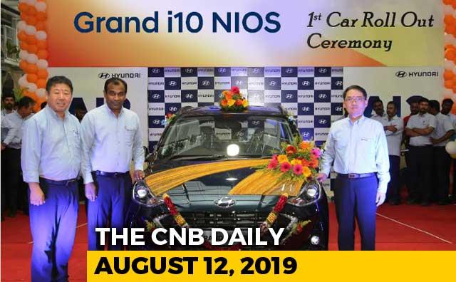 Video : Hyundai Grand i10 Nios Production, Harley Livewire, RE Bullet 350