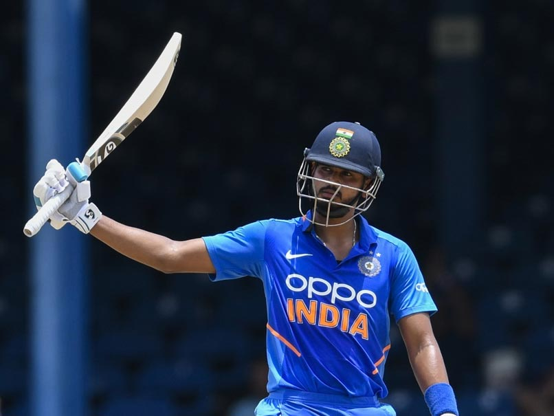 "Sunil Gavaskar Backs Shreyas Iyer To Get ""Permanent Slot"" In Indian Middle-Order"