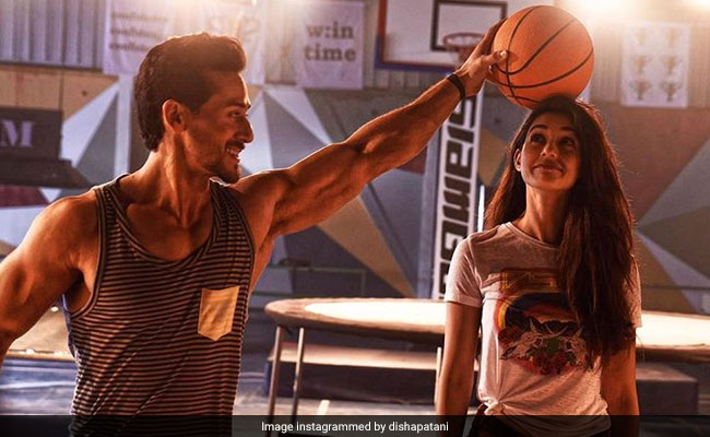 Disha Patani, Busy Perfecting Front Flips, Gets A Shout-Out From Tiger Shroff