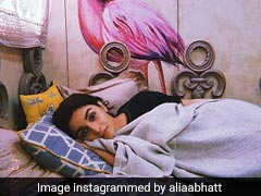 Watch: Alia Bhatt Switched Her Morning Coffee For This Antioxidant-Rich Morning Drink