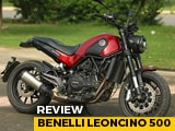 Video : Benelli Leoncino 500 Review