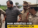 Video : Andhra Man Accused Of Abusing Chief Minister On Camera Arrested