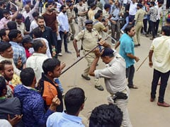 "2 Jharkhand Congress ""Factions"" Clash Outside Party Office: Police"