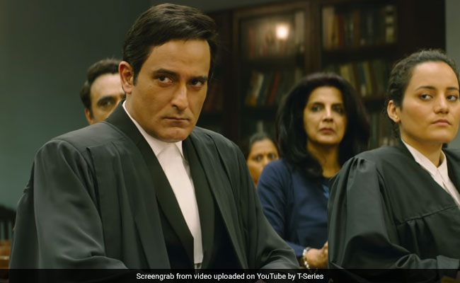 Akshaye Khanna On New Film Section 375: 'It's Relevant And May Start A Debate'