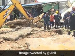 3 Killed, 6 Injured As Water Tank Collapses After Heavy Rain In Ahmedabad