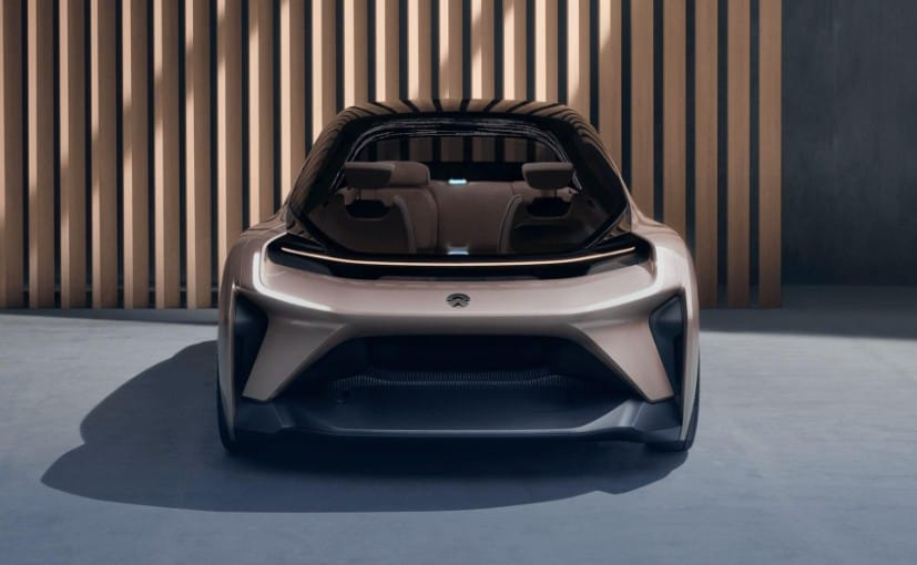 Nio operates 143 battery-swapping stations around China and plans to build 300 stations next year
